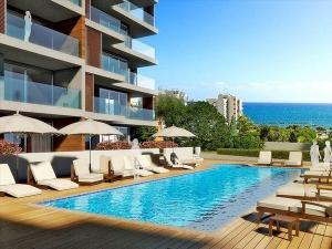 Квартира 49 m² на Кипре