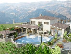 Вилла 740 m² на Кипре