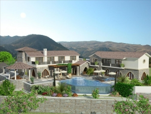 Вилла 1180 m² на Кипре