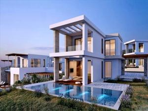 Вилла 115 m² на Кипре