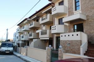 Квартира 30 m² в Халкидиках