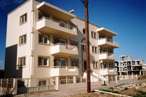Квартира 70 m² на Додеканес