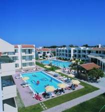 Бизнес 1200 m² на Родосе