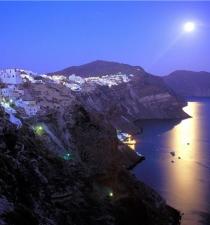 Остров Киклады