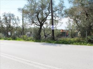 Земельный участок 750 m² на о. Корфу