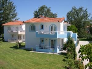 Гостиница 400 m² Эвия