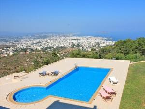 Вилла 650 m² на Крите