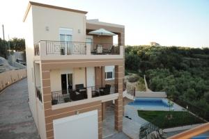 Вилла 190 m² на Крите