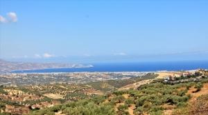Земельный участок 1500 m² на Крите