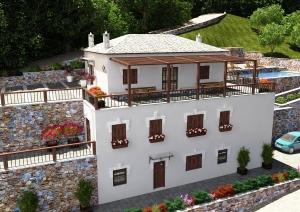 Вилла 383 m² в центральной Греции
