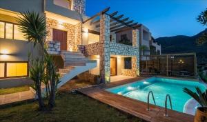 Вилла 330 m² на Крите