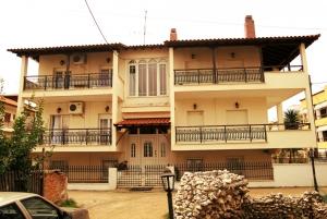 Квартира 50 m² на Афоне (Халкидики)