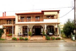 Бизнес 150 m² на Афоне (Халкидики)
