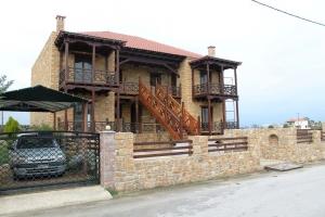 Квартира 75 m² на Афоне (Халкидики)