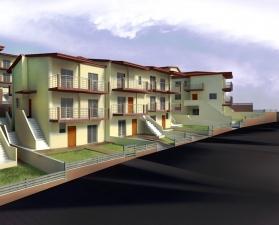 Таунхаус 172 m² в пригороде Салоник