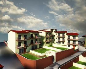 Квартира 75 m² в пригороде Салоник