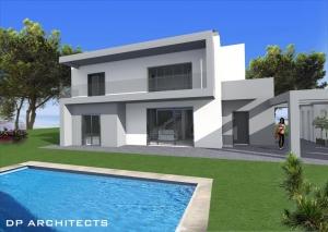 Вилла 184 m² на Кассандре (Халкидики)