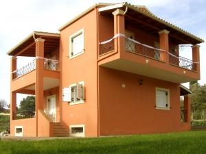 Коттедж 160 m² на о. Корфу