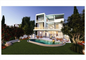 Вилла 286 m² на Кипре