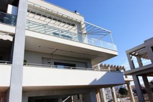 Квартира 131 m² в пригороде Салоник