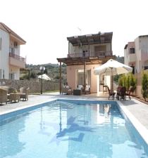 Вилла 140 m² на Крите