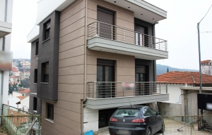 Квартира 32 m² в пригороде Салоник