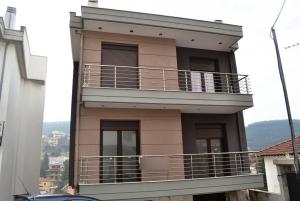 Квартира 86 m² в пригороде Салоник