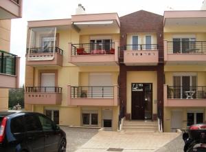 Квартира 78 m² в пригороде Салоник
