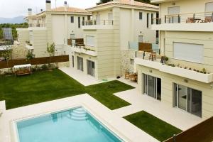 Коттедж 386 m² в Афинах