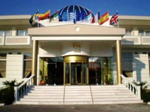 Гостиница 4500 m² в пригороде Салоник