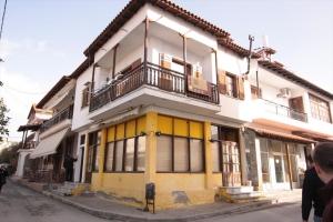 Квартира 55 m² на Афоне (Халкидики)