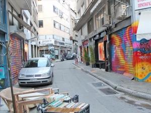 Бизнес 43 m² в Афинах