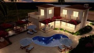 Вилла 404 m² на Кипре