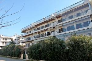 Квартира 40 m² в пригороде Салоник