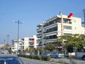 Квартира 87 m² в пригороде Салоник