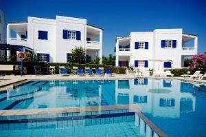 Гостиница 1614 m² на Крите