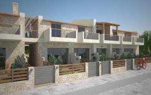 Гостиница 800 m² на Кассандре (Халкидики)