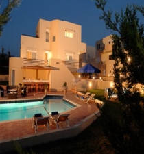 Вилла 180 m² на Крите