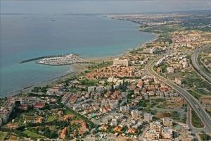 Квартира 69 m² на Кипре