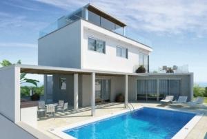 Вилла 211 m² на Кипре