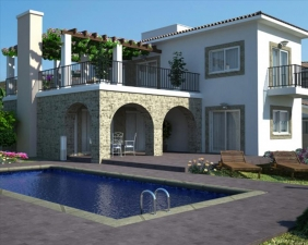 Вилла 168 m² на Кипре