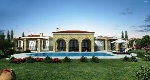 Вилла 504 m² на Кипре