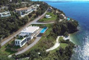 Вилла 760 m² на о. Корфу