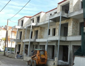 Квартира 22 m² на Кассандре (Халкидики)
