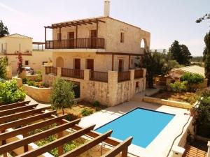 Вилла 151 m² на Крите