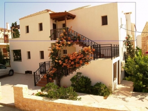 Квартира 115 m² на Крите