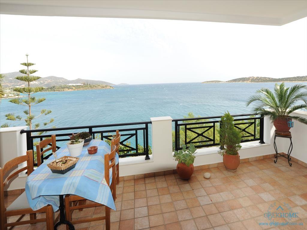 Квартира в Агиос Николаос на побережье