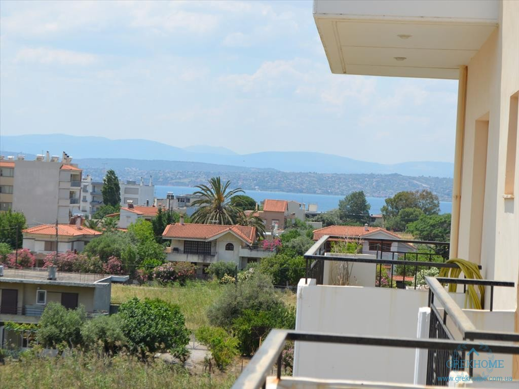 Апартаменты в остров Эвия у моря