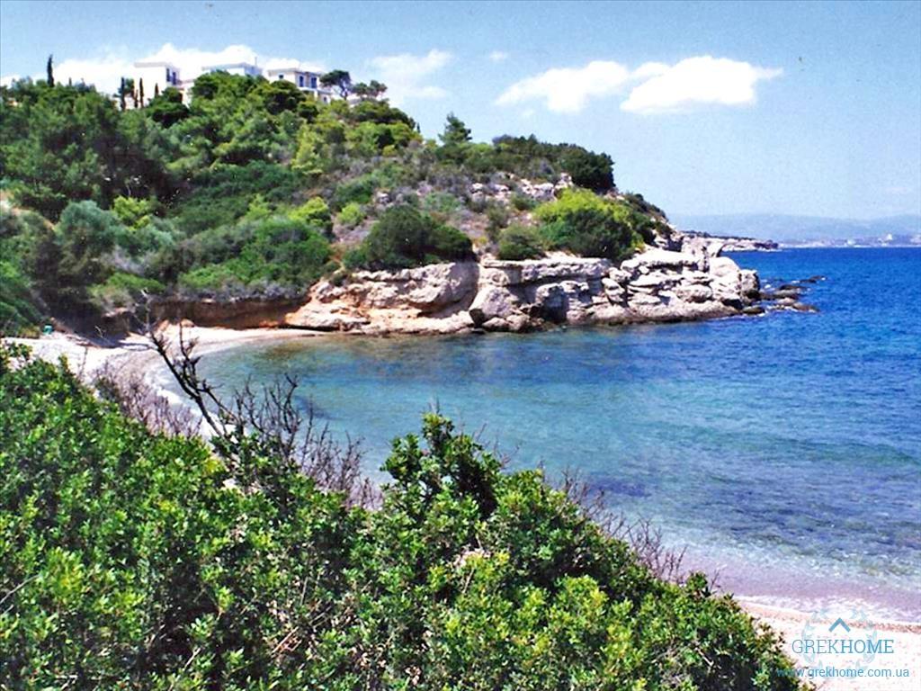 Земельный участок в Пелопоннес на берегу моря недорого
